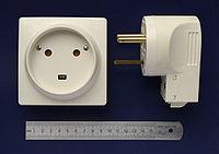 Разъём Legrand, рассчитанный на большой ток (до 32 ампер)